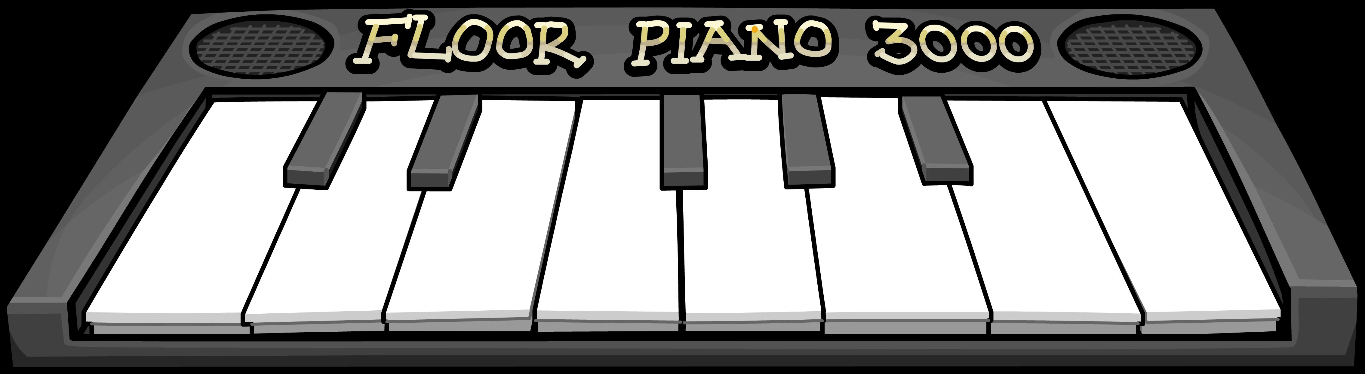 Floor Piano 3000