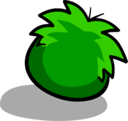 Puffle Verde 18