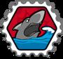 Feroz como um Tubarão