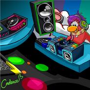 Cadence Background