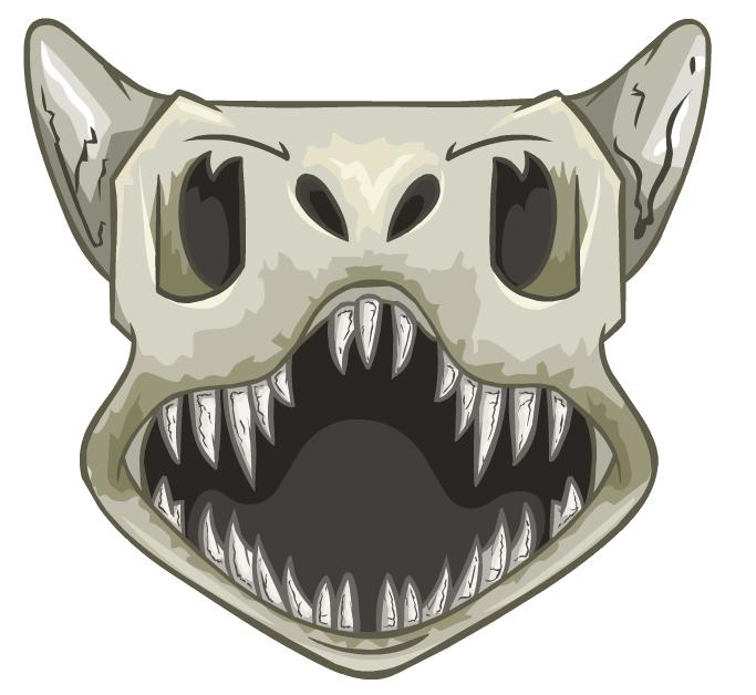 Casco Prehistórico