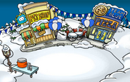 Sports Party Plaza