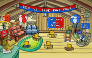 Penguin Games Lodge Attic