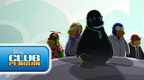 The EPF Director's Secret Revealed! Official Club Penguin