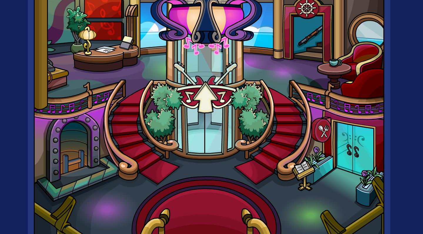 Lobby del Barco