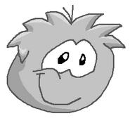 Gray puffle custom