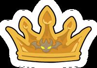 Pin de Corona del Rey Dragón icono.png