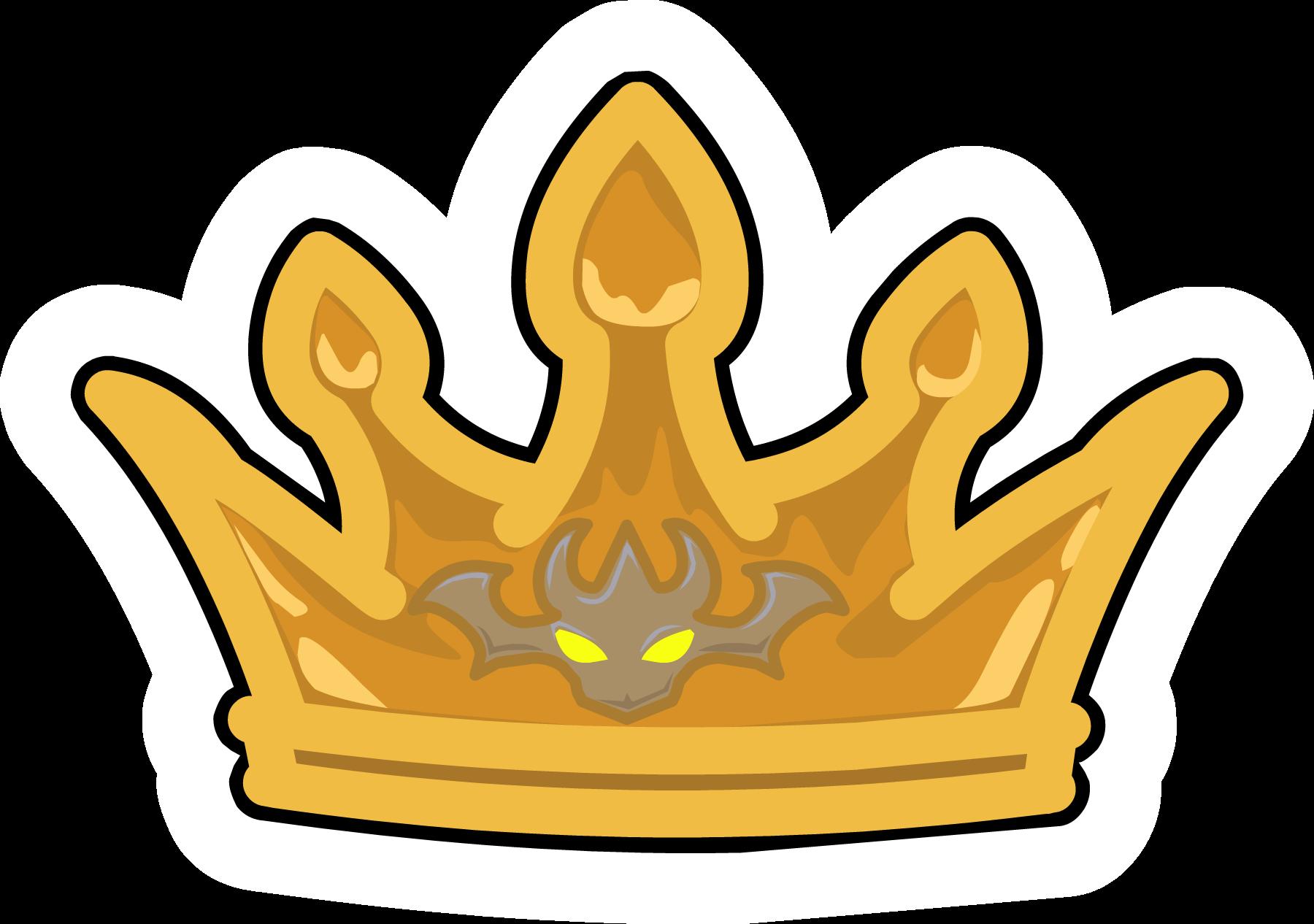 Pin de Corona del Rey Dragón