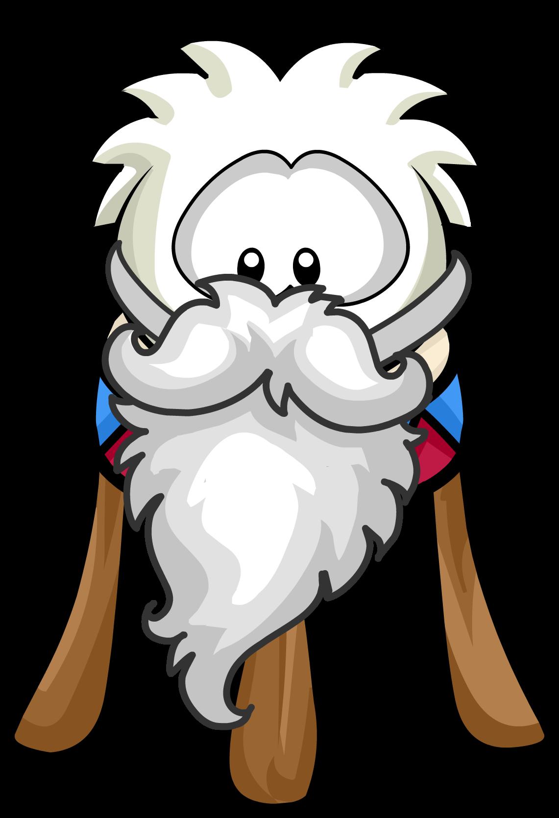 Bearded Puffle