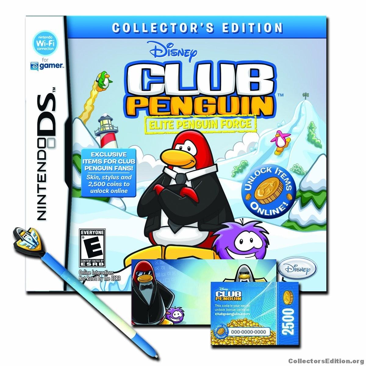 Club Penguin: Elite Penguin Force (Collector's Edition)