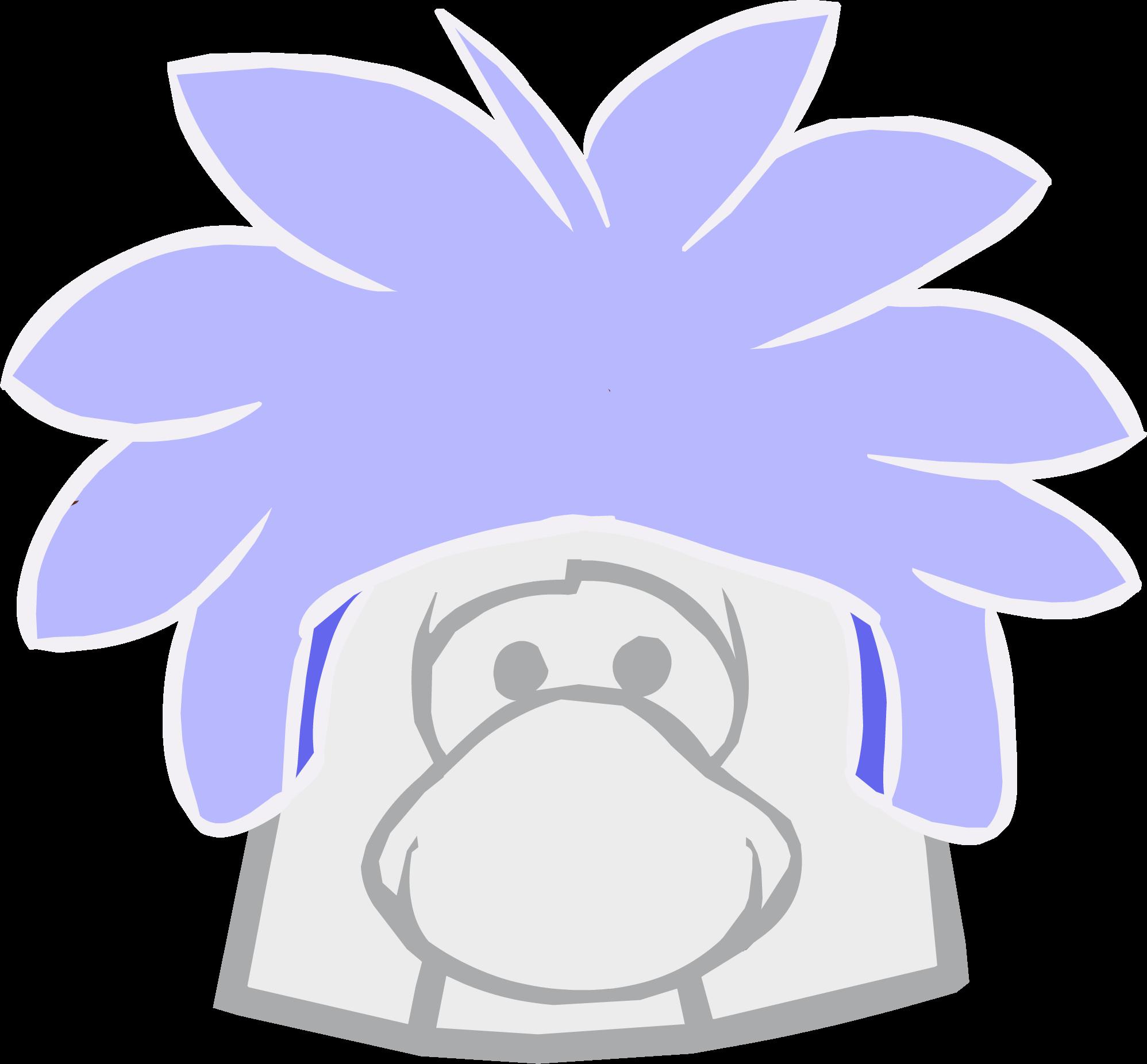 Ghost Puffle Cap