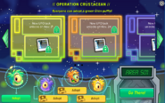 Operation Crustacean interface 2