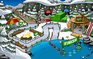 Penguin Games Cove