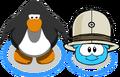Safari Hat (Puffle Hat) In-Game