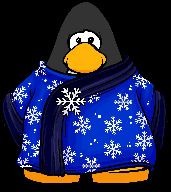 Blizzard Wizard Robe