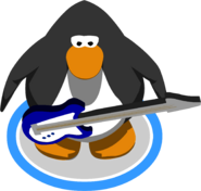 Blue Electric Bass11223344