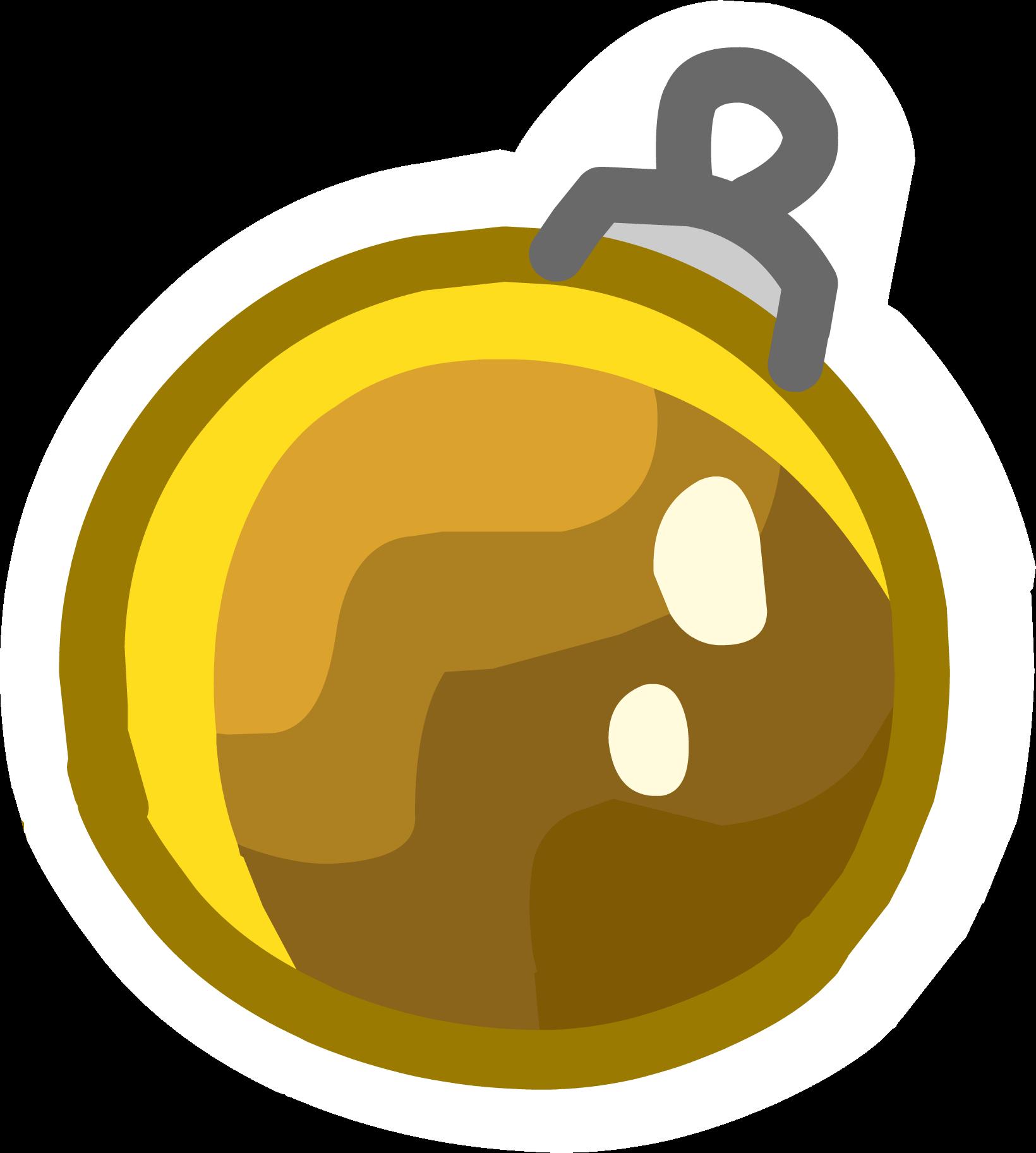 Pin de Adorno Navideño (ID 7169)