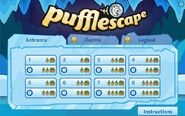 Complete Puffle Scape N-M