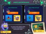 Interfaz fiesta de noche de brujas 2015 app3