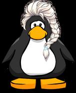 Reina de Hielo carta
