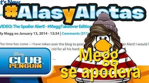 AlasyAletas ¡Megg se Apodera de la Isla!