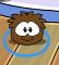 Brown Puffle transformation