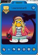 Pinguino de Sabrina Carpenter: Laurenstar3