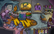 Prehistoric Party 2014 Stone Salon
