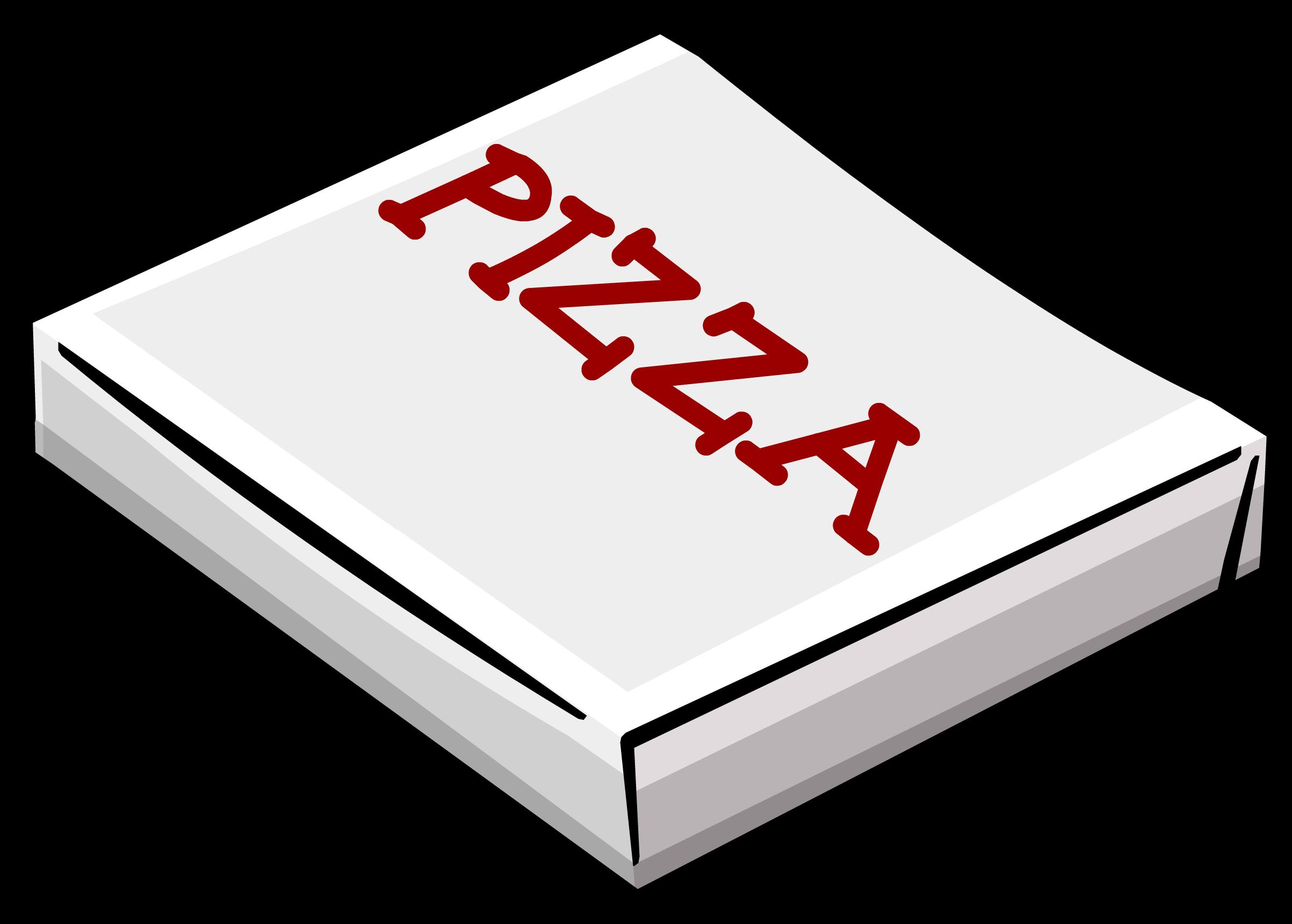 Caja de Pizza (premio)