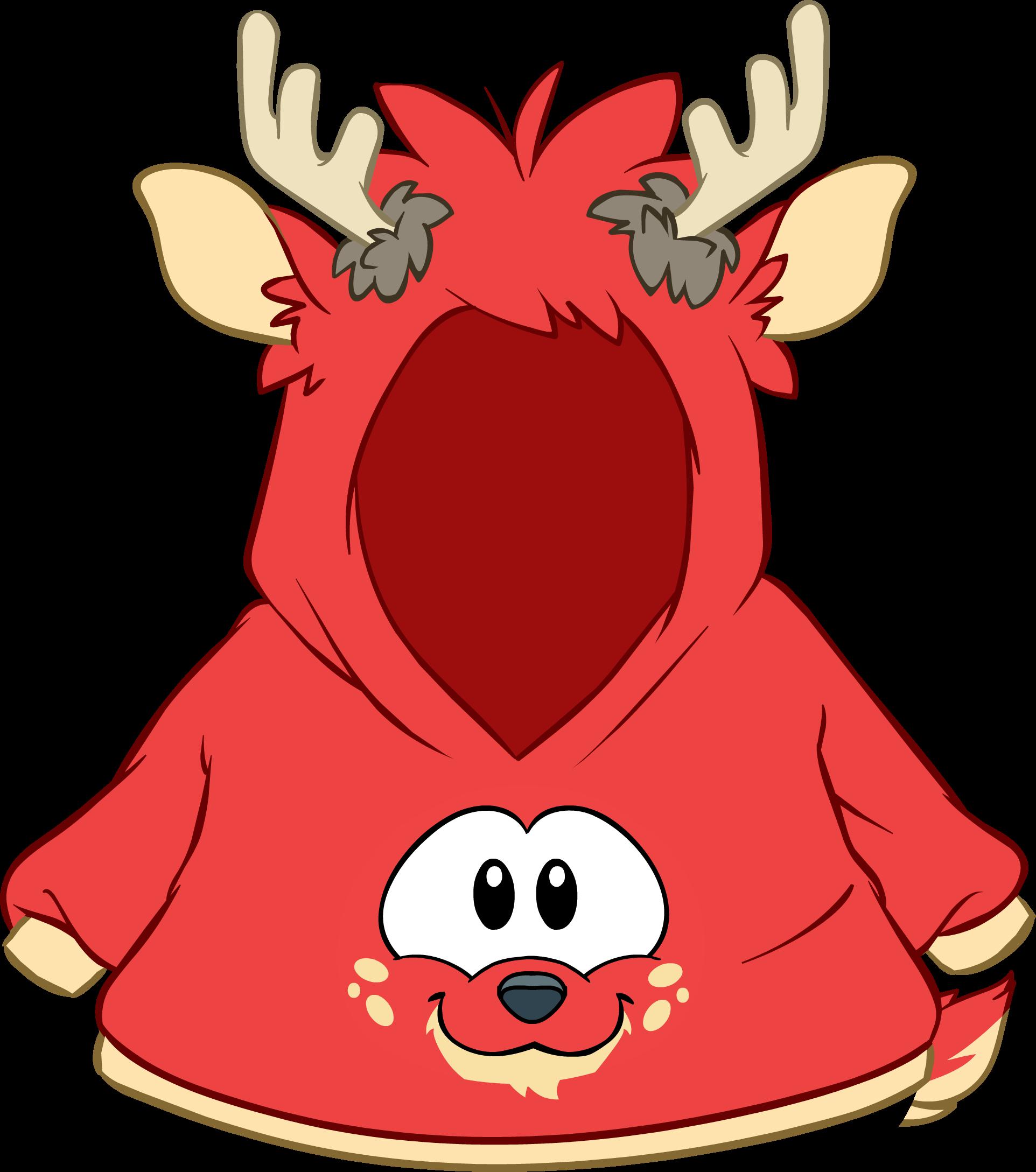 Cangurito de Ciervo Rojo