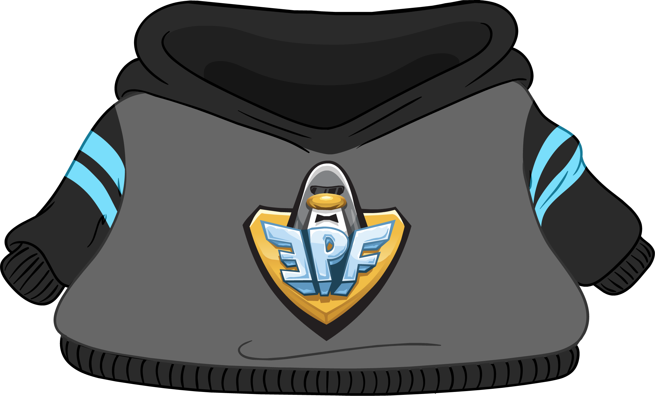 EPF Workout Hoodie