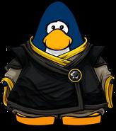 Nightfall Coat on Player Card