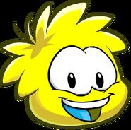 Operation Puffle Post Game Interface Puffe Image Yellow