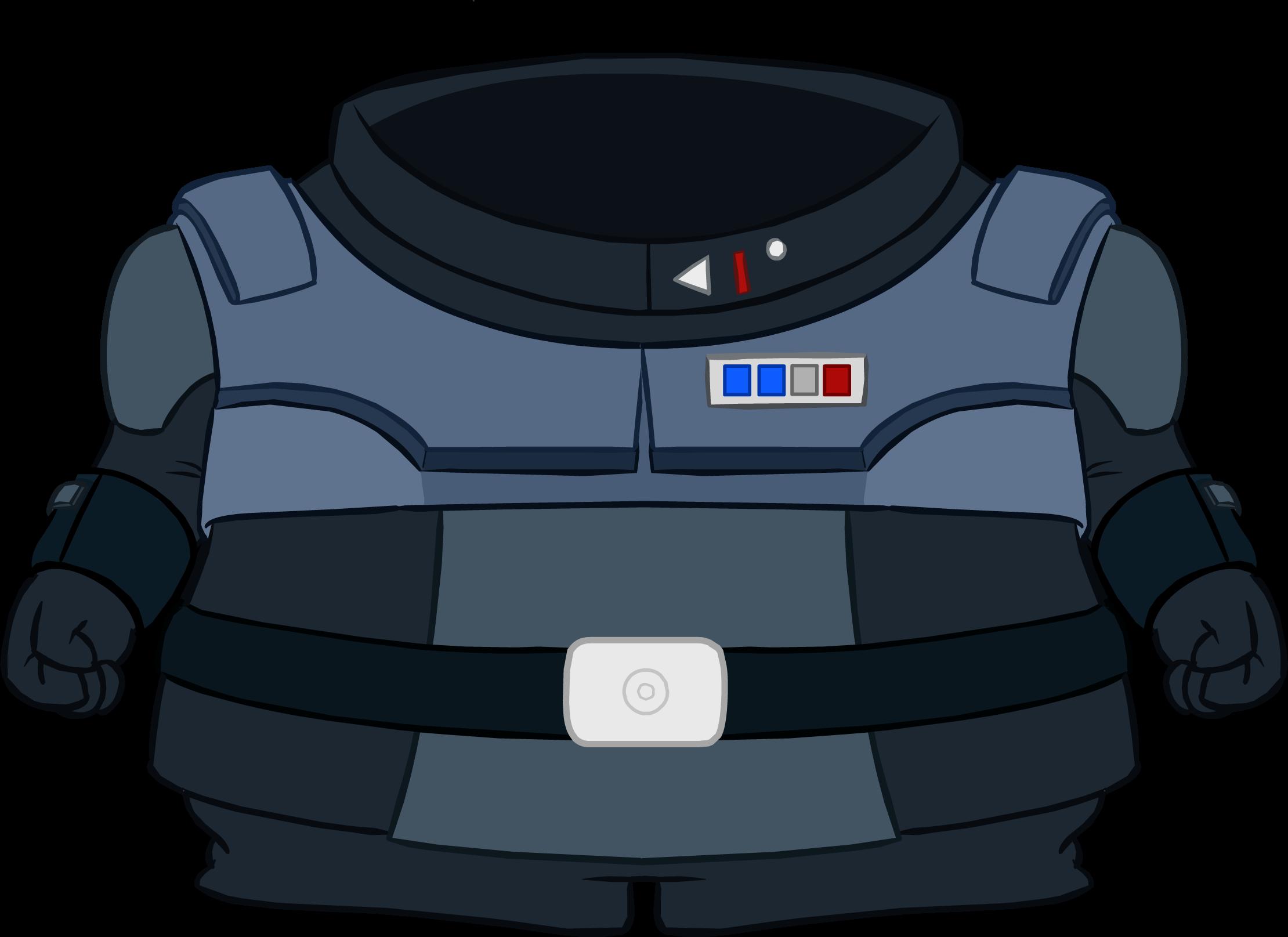 Agent Kallus' Outfit