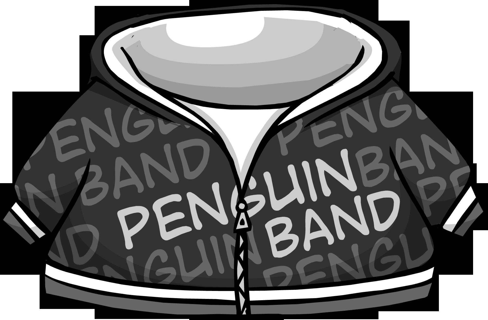 Cangurito Negro de la Penguin Band