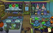 Halloween Party 2015 Puffle Hotel Spa