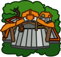 Orange Puffle Tree House icon.png