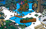 Adventure Party Forest Black