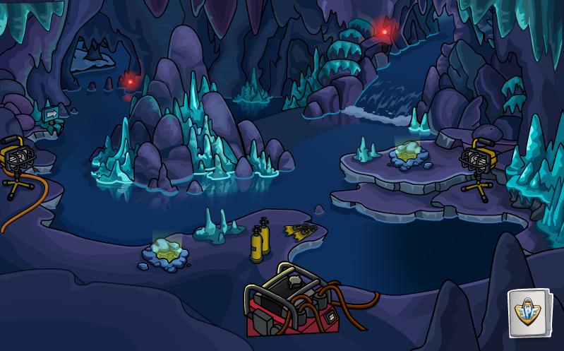 Cueva del río