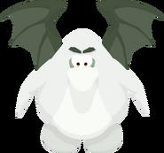 Dark green vampire 0