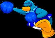 Join Team Blue postcard 3