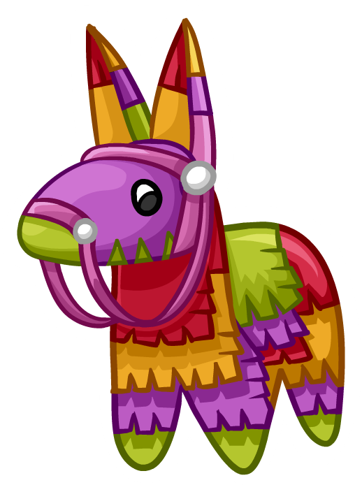 Pin de Piñata