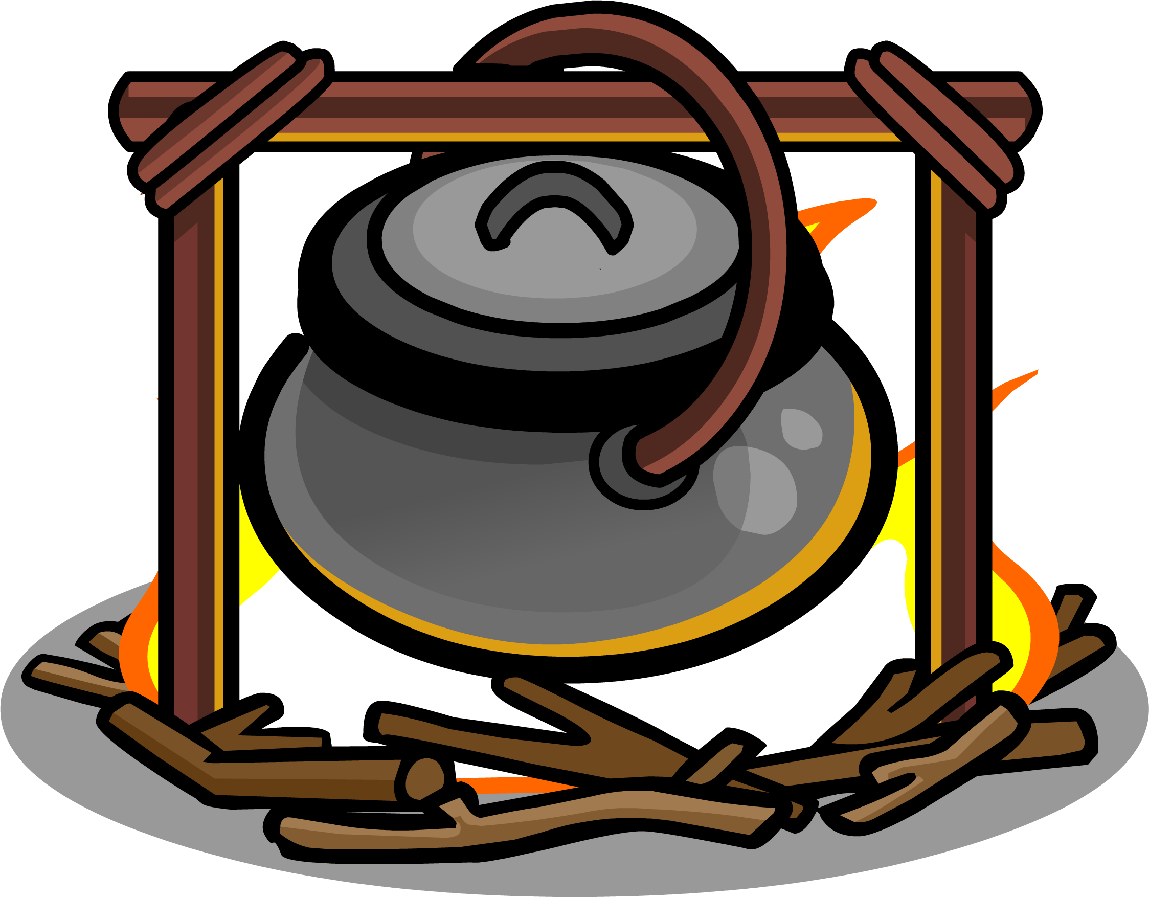 Boiling Cauldron