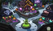 Fiesta de Noche de Brujas 2015 Fuerte Nevado