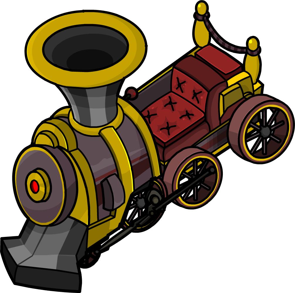Locomotora de Lata
