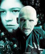 Lord Voldemort Secret Page Award