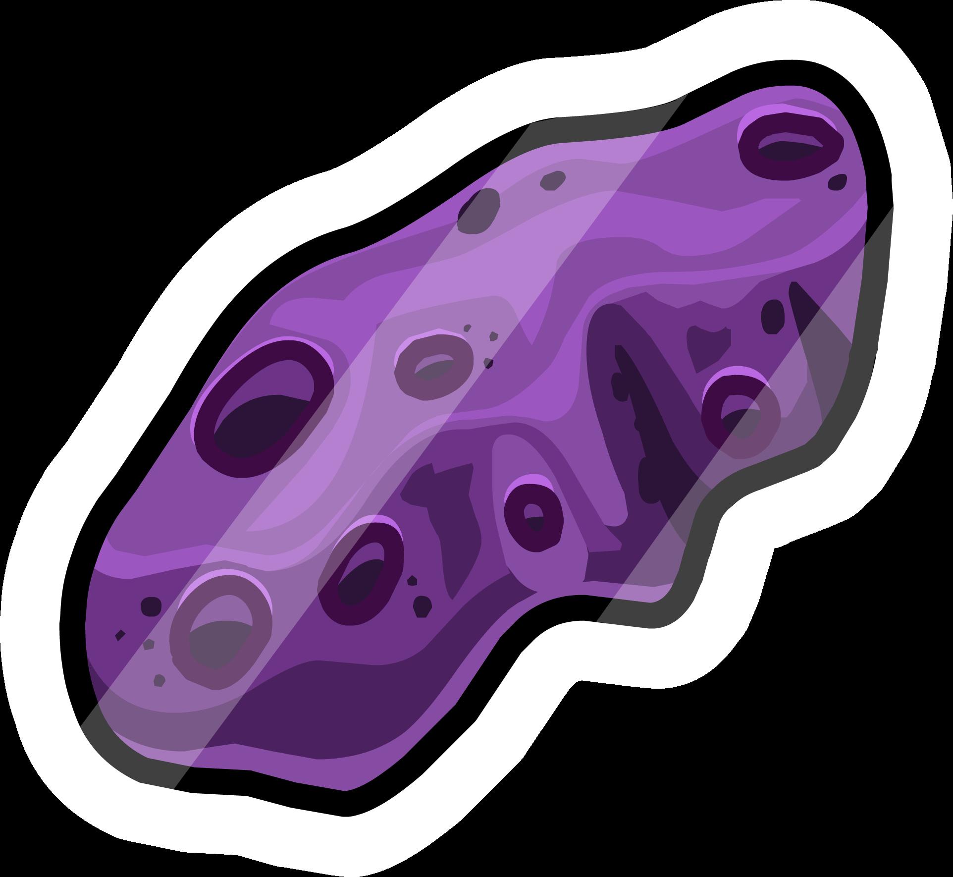 Power Fragment Pin
