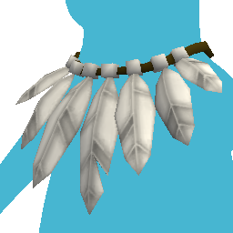 Featherful Necklace