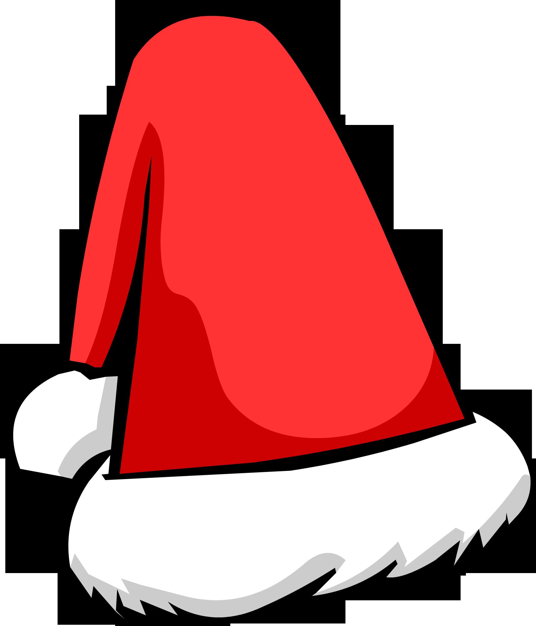 Gorro de Santa Claus (ID 414)