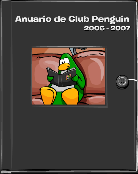 Anuario de Club Penguin 2006-2007